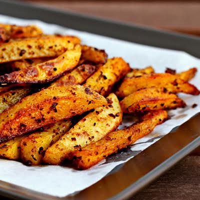Recipe for masala French fries