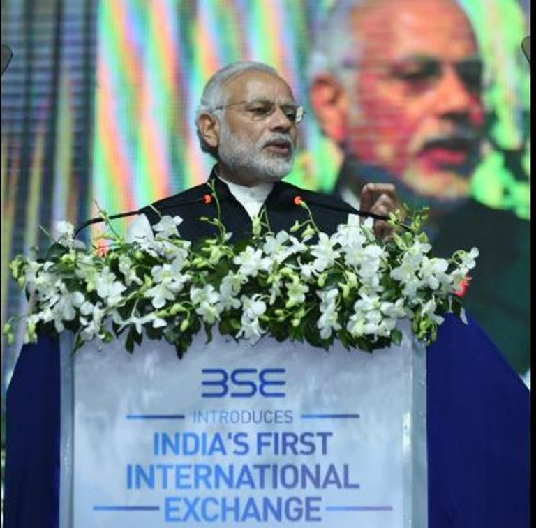 Gift City to be price setter for some of worlds large traded securities: Modi