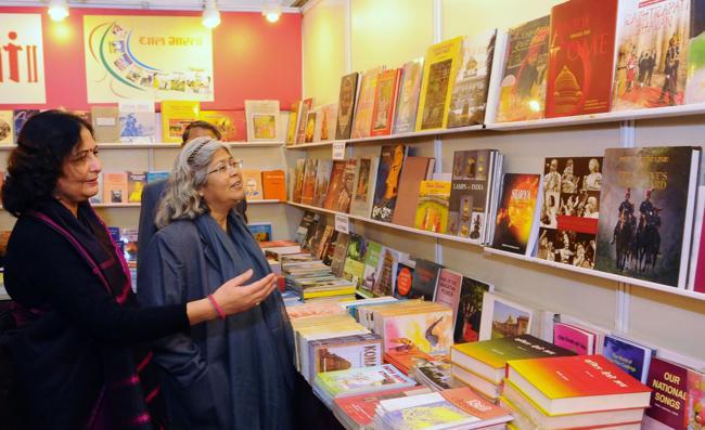 World Book Fair kicks off in the capital