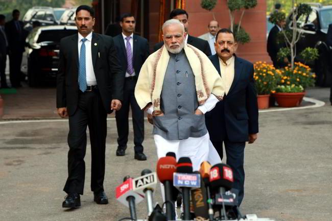 Modi looks forward to fruitful budget session