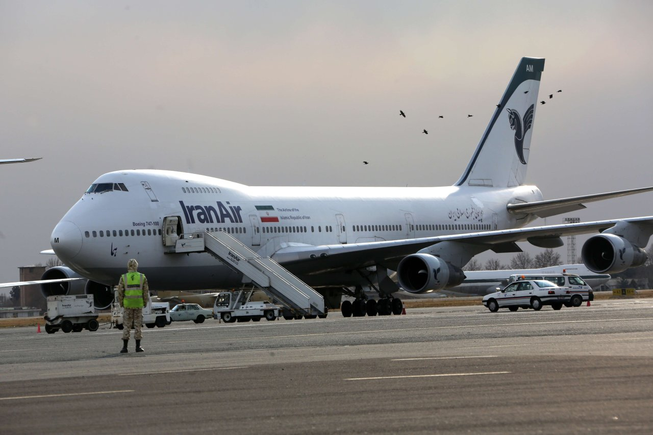 Iran to receive 1st commercial plane from Airbus