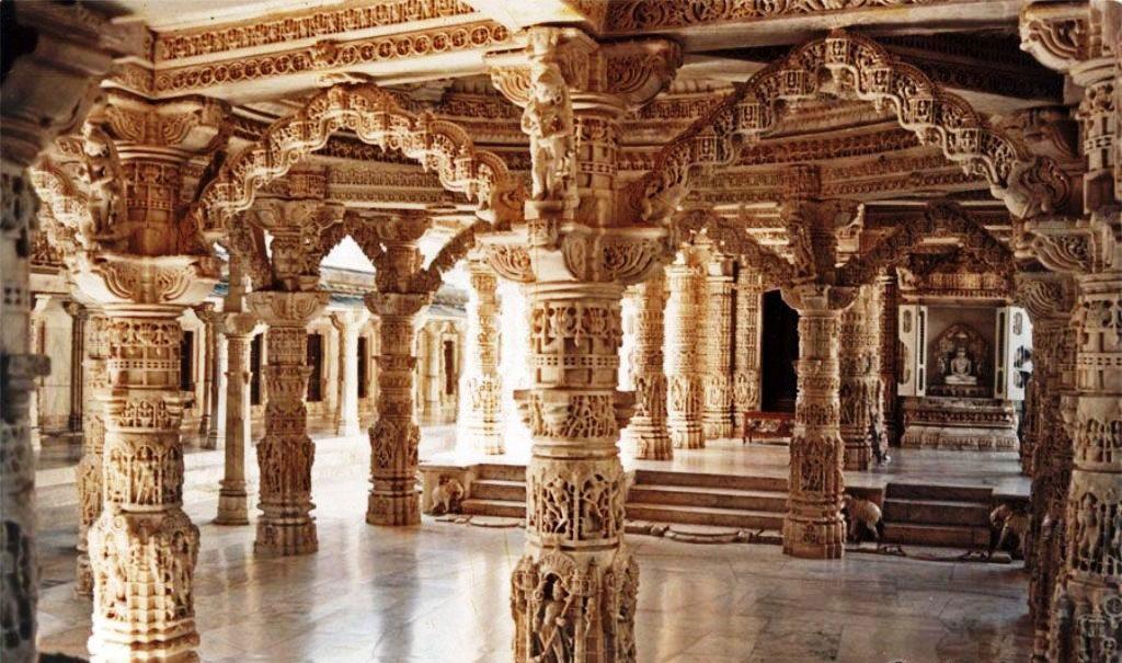 dilwara-temples-inside