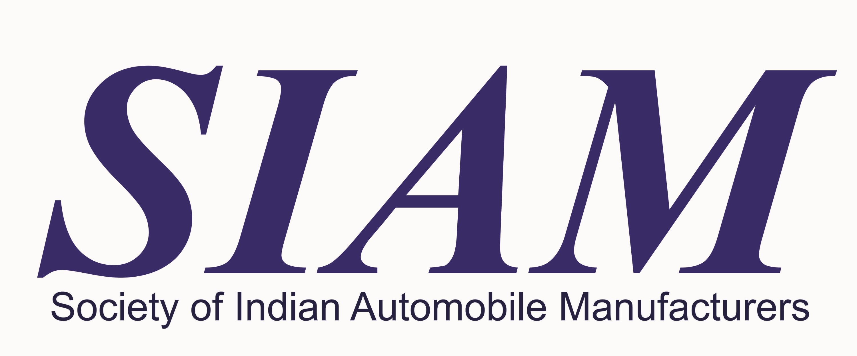 Indian Automobile Manufacturers (SIAM),