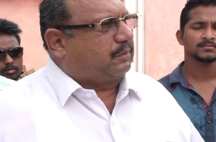 state Congress spokesperson Trajano Da'Mello