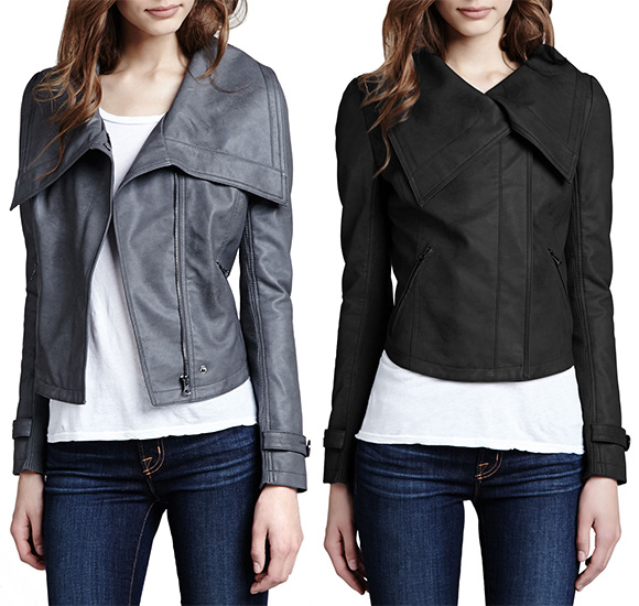 Know the difference between real fake leather jackets for What is faux leather to real leather