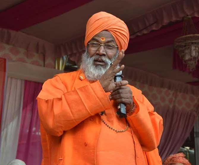 Sakshi Maharaj defends controversial remarks, BJP distances itself