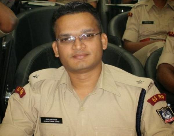 Superintendent of Police (SP) Gaurav Tiwari's posting back in Katni