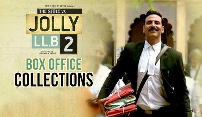 'Jolly LLB 2' crosses Rs 100 crore-mark in India