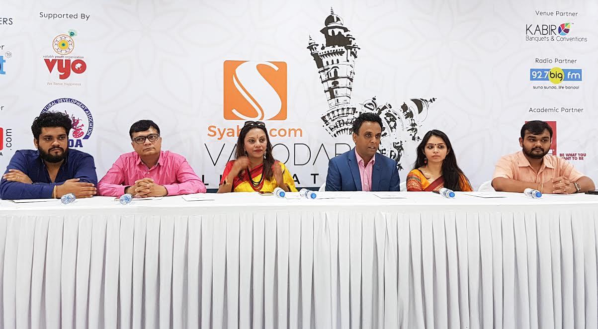 Literature festival of Vadodara to be held this week