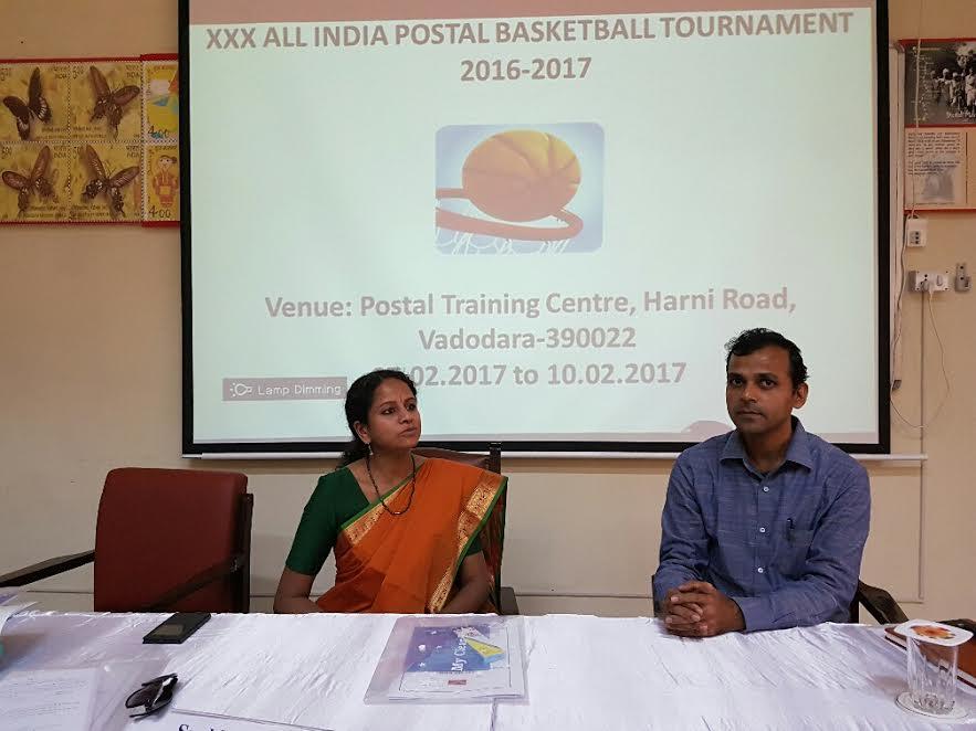 All India Postal Basketball Tournament