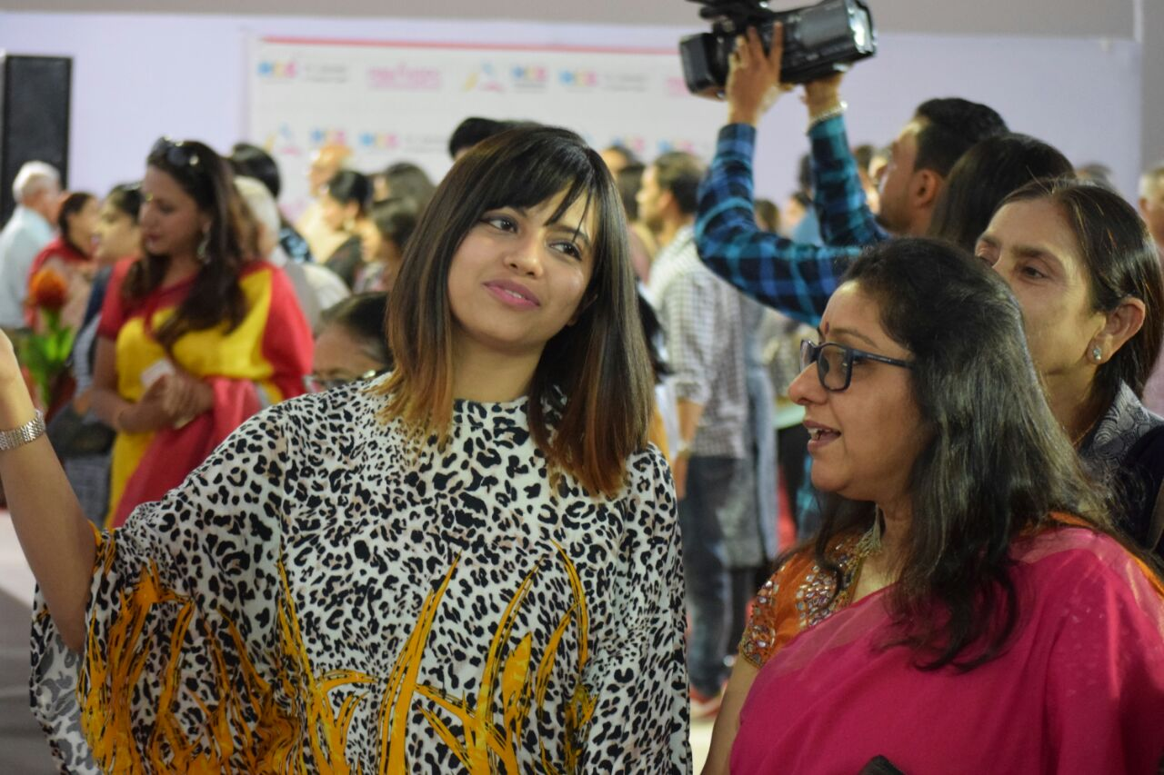 Art Exhibition in support for Cancer Patients Vadodara