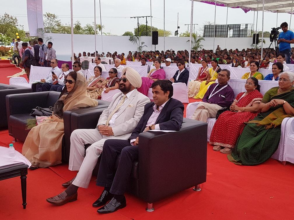 Apollo Tyres felicitates women achievers in Vadodara, Gujarat
