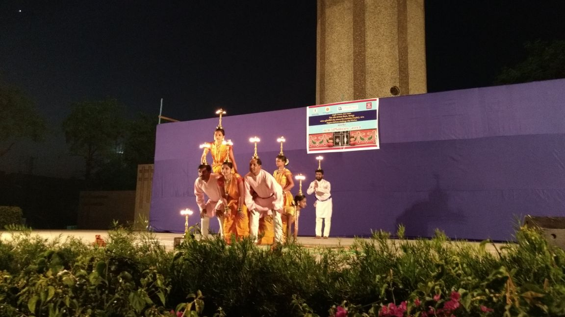 YATRA PASCHIMALAP – A Mega Cultural Carnival