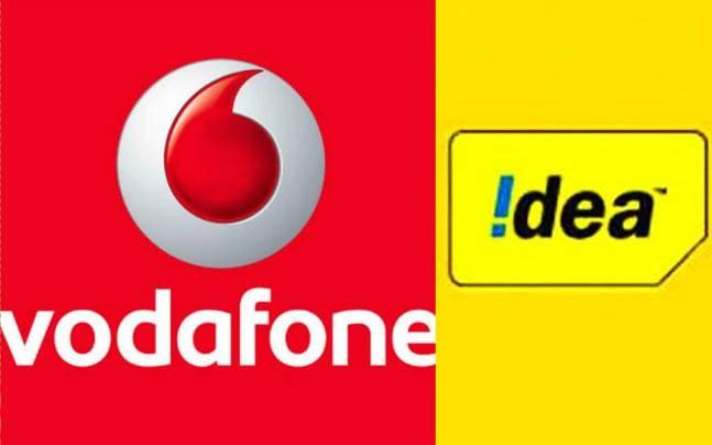 Idea cellular, Vodafone india announce merger
