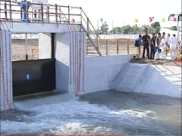 Live: PM Modi to dedicate Phase I of SAUNI Project to the nation in Gopalanand Nagar, Botad, Gujarat