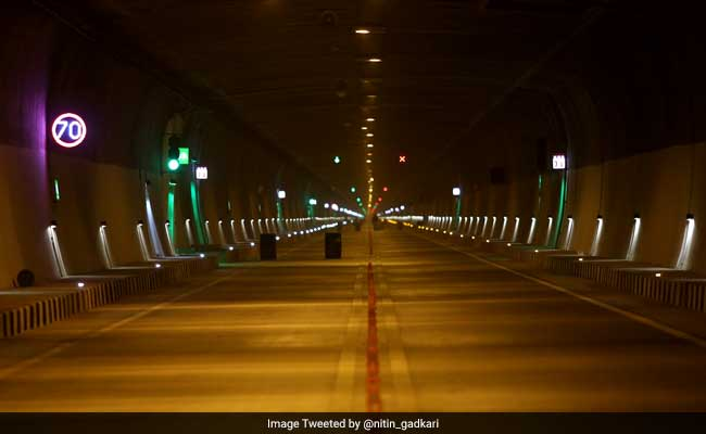 Modi to inaugurate longest tunnel of the country