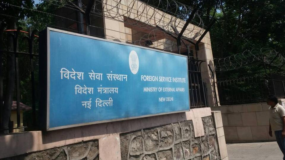 Indian Foreign Services