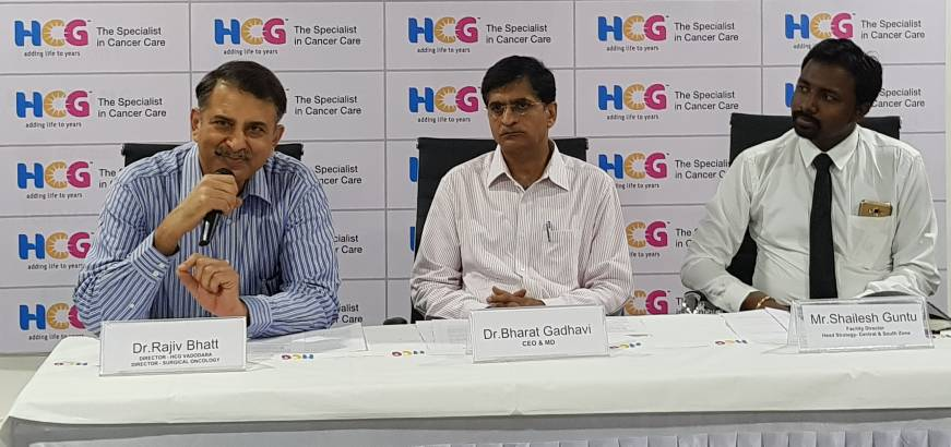 HCG offers Gift of Hope to encourage early detection of cancer