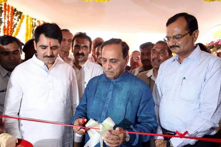 CM dedicates new OPD Block at Sola Hospital