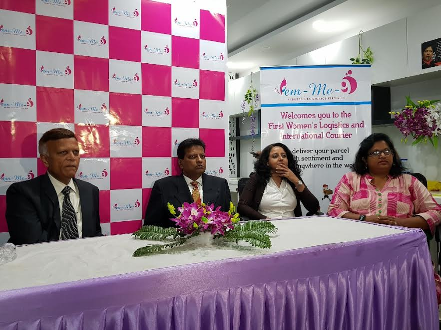 All women Express and Logistics company - Connect Gujarat