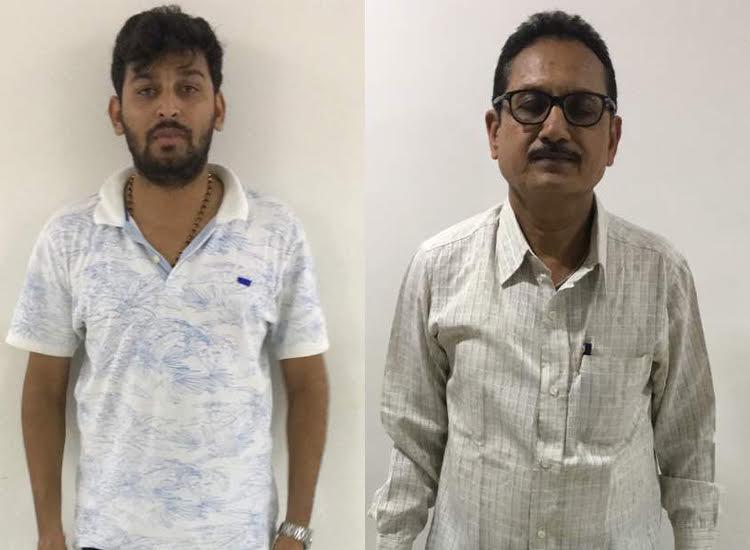 Dabhoi Deputy Mamlatdar and son of BJP leader in ACB trap