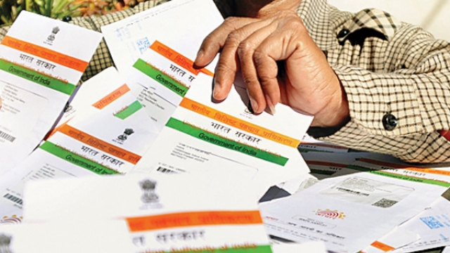 Aadhaar must for opening bank accounts, transactions of Rs 50,000 and above