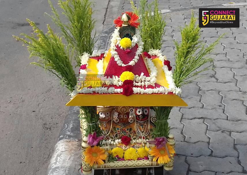 Robo Rathyatra in Vadodara