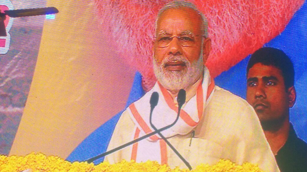 Killing people in the name of gau bhakti (cow worship) is not acceptable : PM Modi