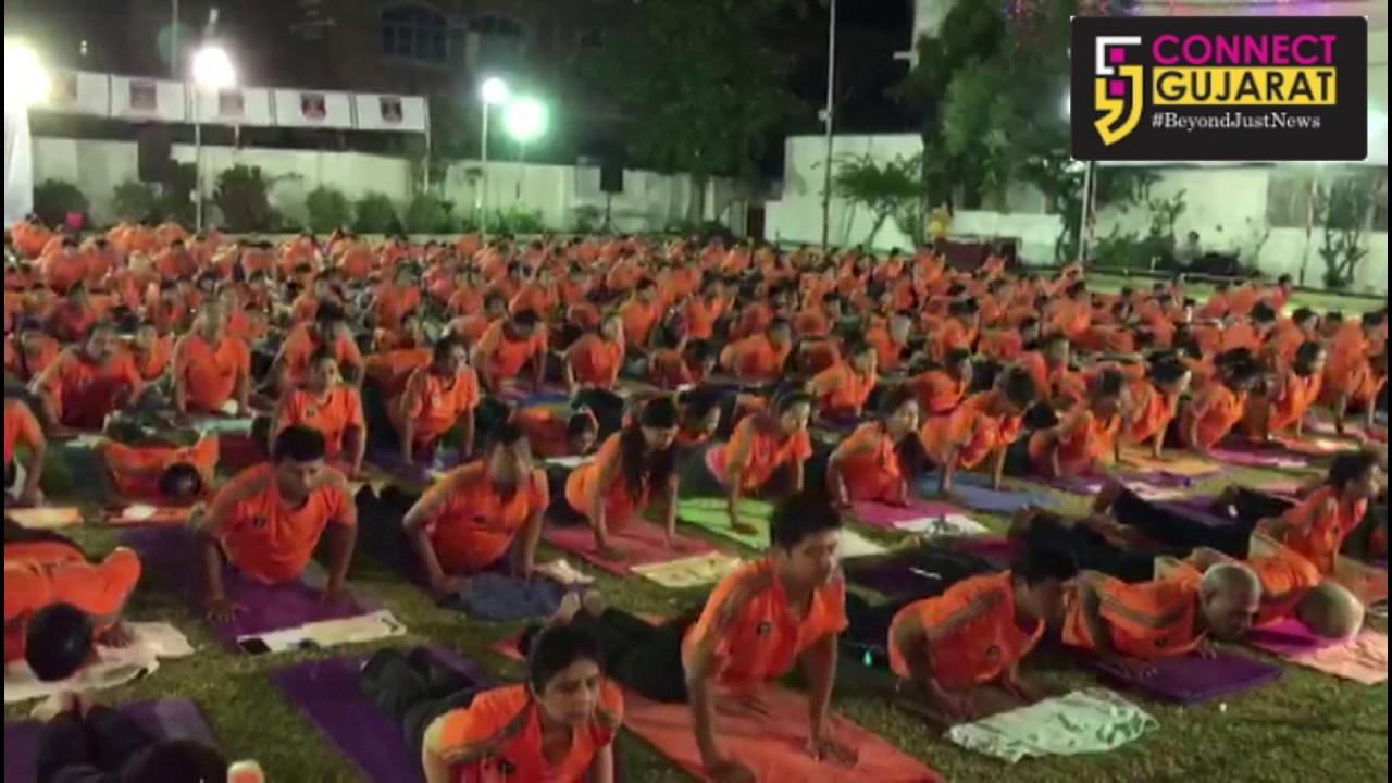 276 people did 108 Suryanamaskar in Vadodara