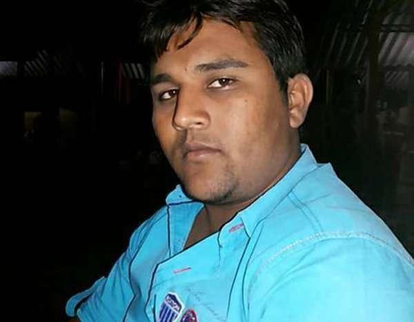 File Pic of Harsh Desai