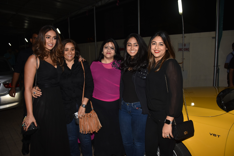Celebrities grace the special screening of Mubarakan!