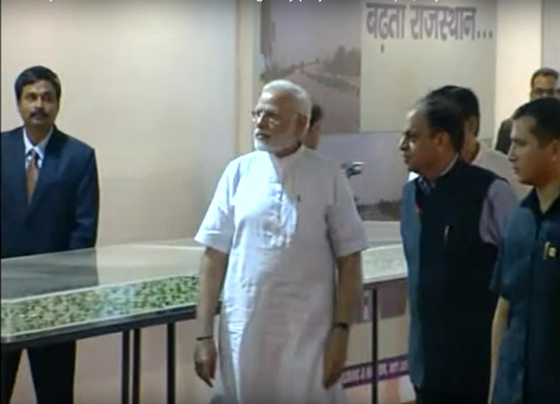 PM Modi from Udaipur, Rajasthan