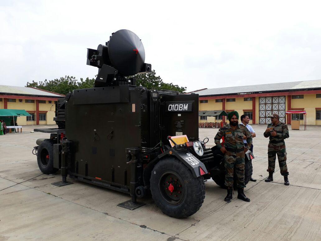 Know Your Army event in Vadodara