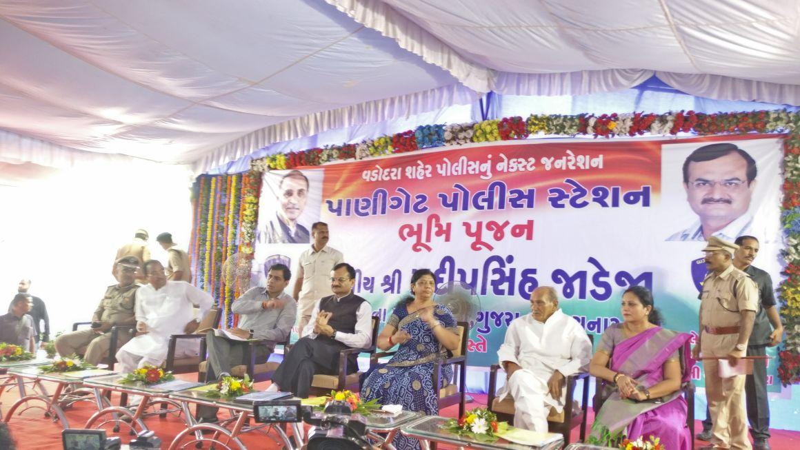 We ensure safety of people in Gujarat-Jadeja