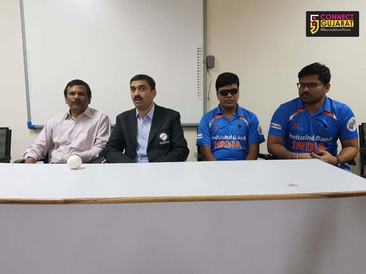 Indian Blind Cricket team needs recognition: President CABI