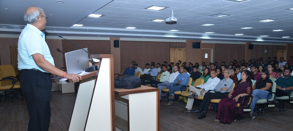 TDS Awareness Workshop by Income Tax Dept at CHARUSAT