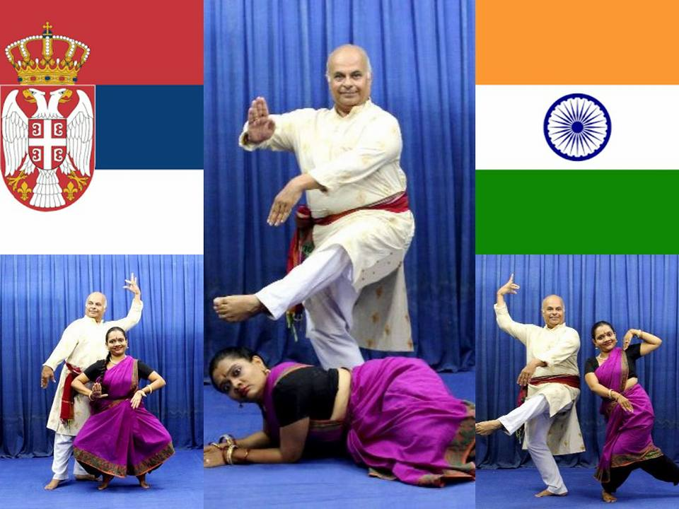 Dr Guru Sharad Pandya - Invited to International festival and conference, Serbia.