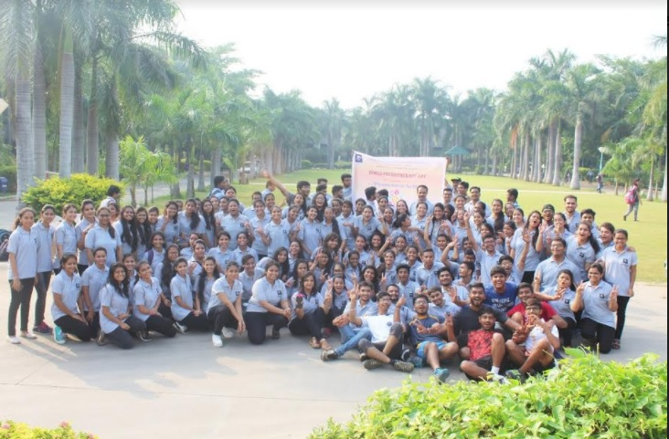 World Physiotherapy Day Celebrations at CHARUSAT
