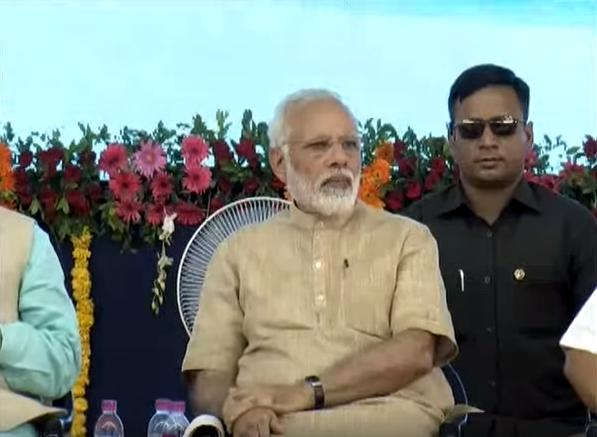 PM Modi to lay Foundation Stone of Barrage over Narmada river, flag off Antyodaya Express
