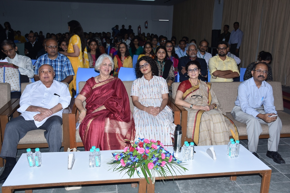 Two day conference in Navrachana University put focus on various topics
