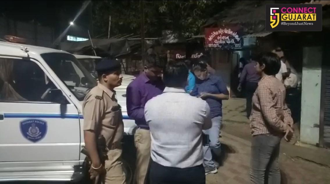 Terrorist arrested from Ankleshwar hospital