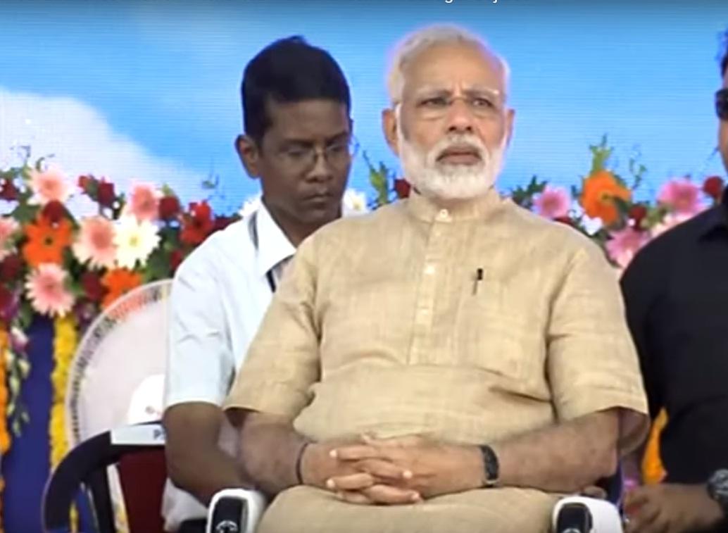 LIVE: PM Modi Launches Mission Intensified Indradhanush in Vadnagar Gujarat