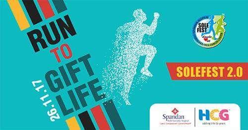 Run for Organ donation awareness in Vadodara