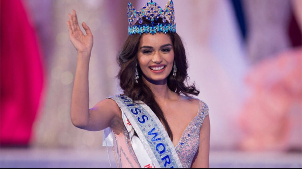 From Miss Campus Princess to Miss World: Manushi Chillars ascent within a year