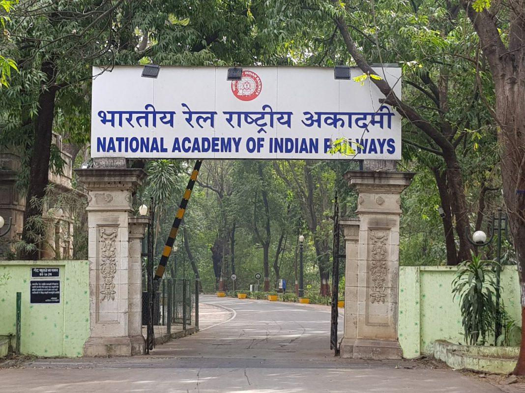 national academy of indian railway vadodara