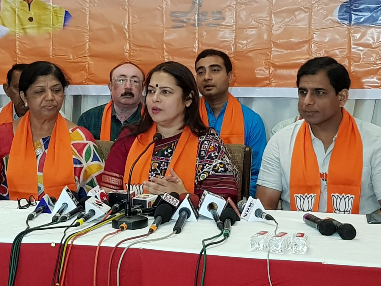Congress is showing dream to Patidars, which is not possible as per the law says BJP spokesperson Meenakshi Lekhi