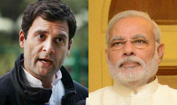 narendra modi and rahul gandhi With the 2019 elections around the corner, it is interesting to see how the two  front-runners for the pm's post, narendra modi & rahul gandhi,.