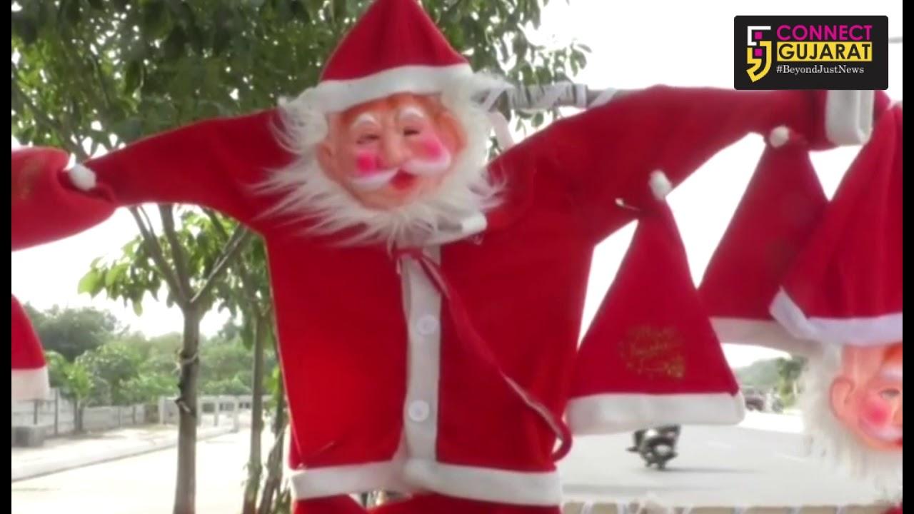 GST effect on roadside Christmas items sellers in Vadodara