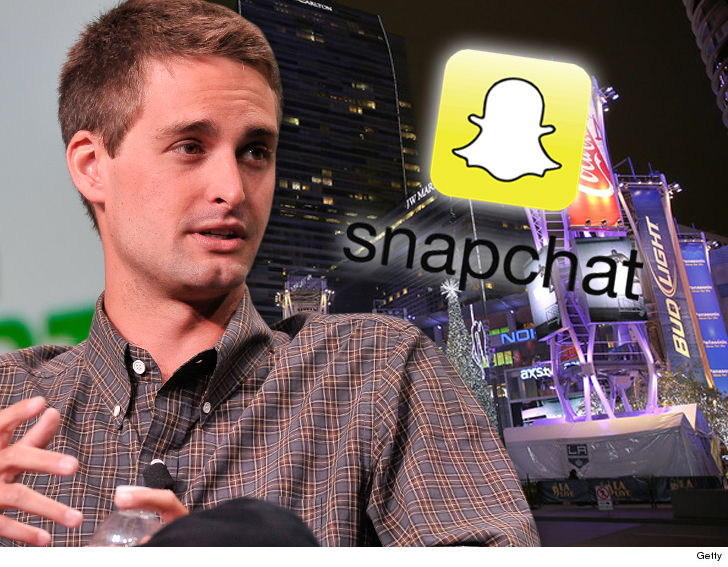 Snapchat CEO throws $4 mn party on New Years Eve