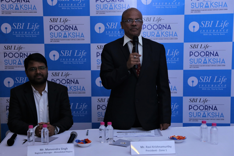 SBI Life Insurance Launches 'SBI Life –Poorna Suraksha' Plan
